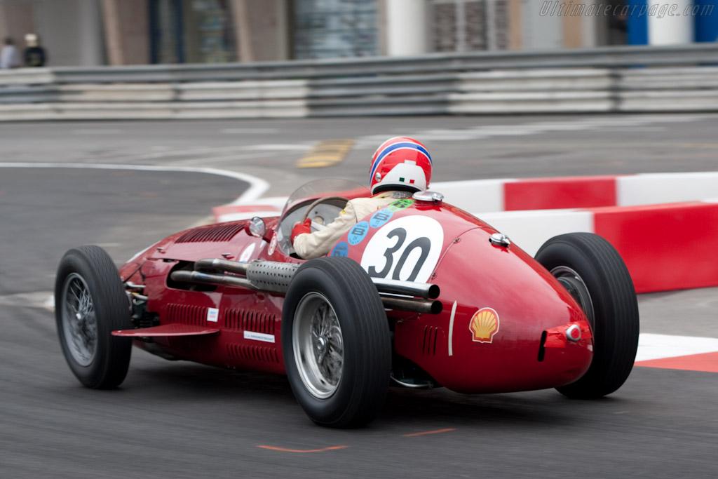 Maserati 250 F - Chassis: 2518 (2038)   - 2010 Monaco Historic Grand Prix