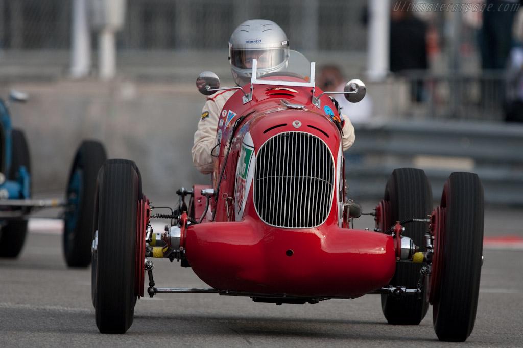 Maserati 4CM - Chassis: 1128   - 2010 Monaco Historic Grand Prix
