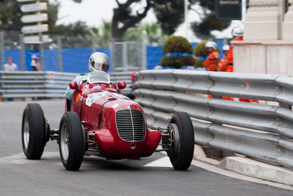 Maserati 6CM - Chassis: 1552   - 2010 Monaco Historic Grand Prix