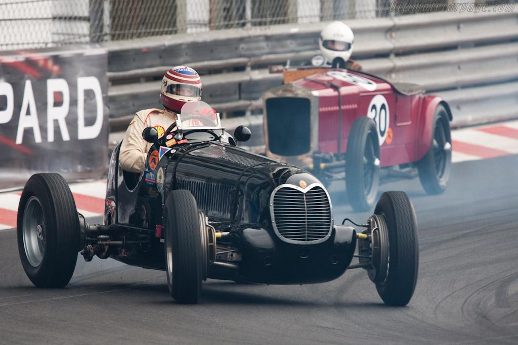 Maserati 6CM - Chassis: 1547   - 2010 Monaco Historic Grand Prix