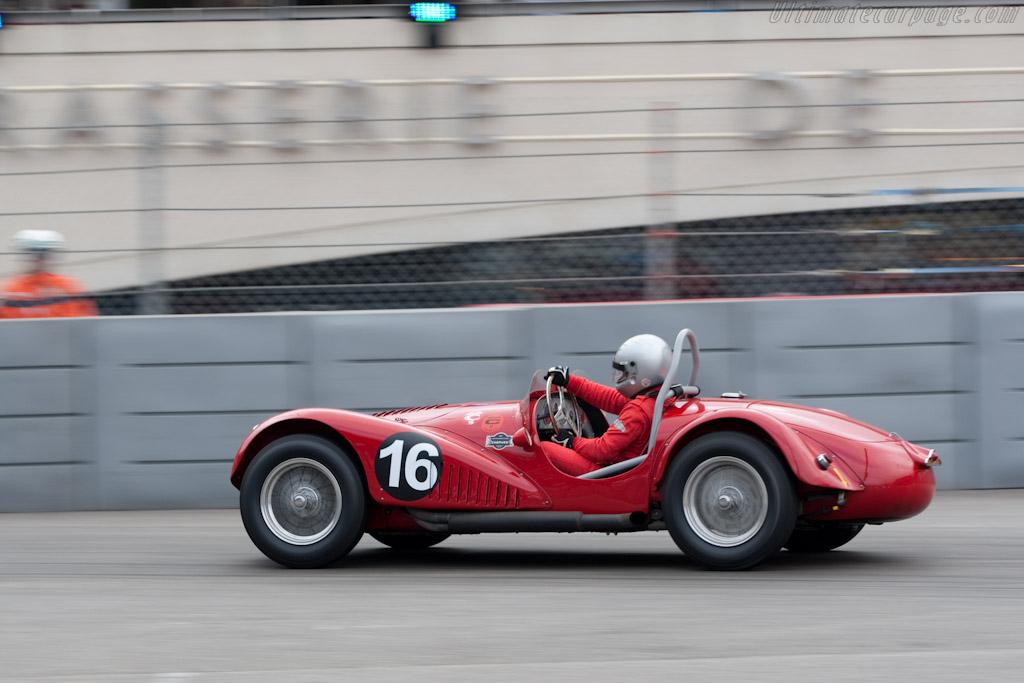 Maserati A6GCS - Chassis: 2039   - 2010 Monaco Historic Grand Prix