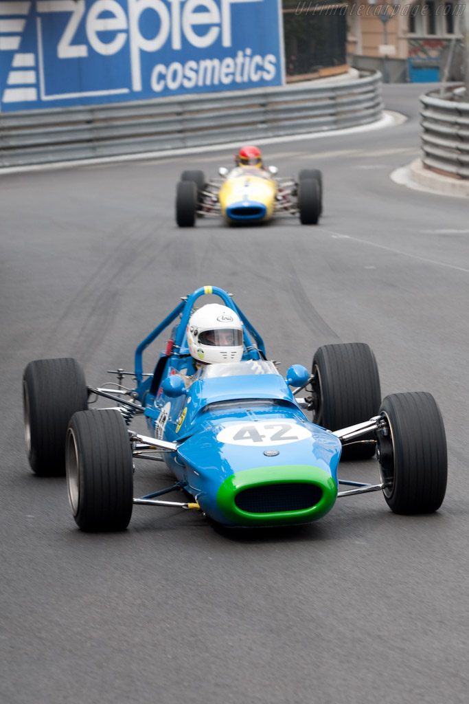 Matra MS5    - 2010 Monaco Historic Grand Prix