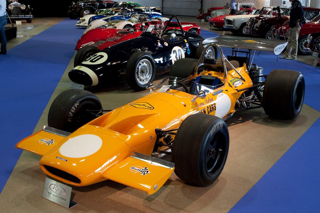 McLaren M14A Cosworth - Chassis: M14A/2   - 2010 Monaco Historic Grand Prix