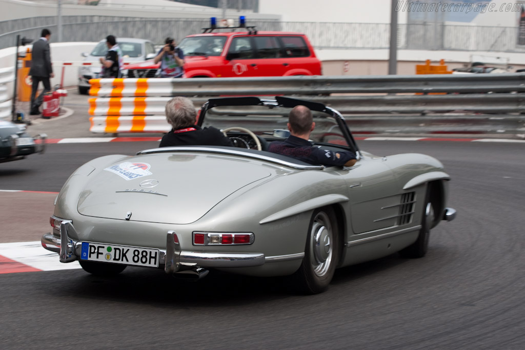 Mercedes-Benz 300 SL Roadster    - 2010 Monaco Historic Grand Prix
