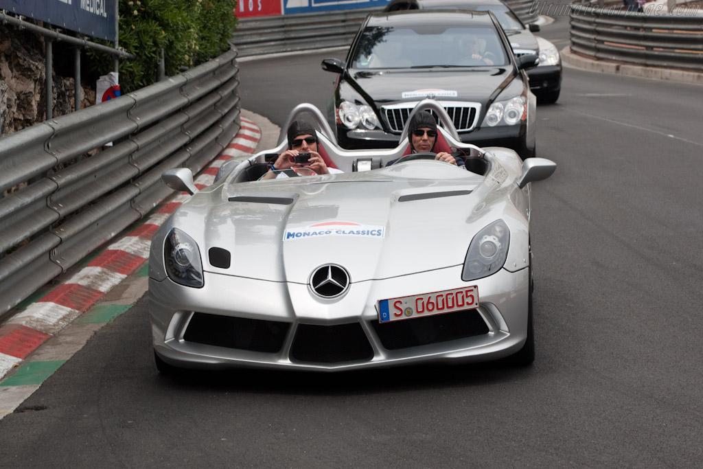 Mercedes-Benz SLR McLaren 'Stirling Moss'    - 2010 Monaco Historic Grand Prix