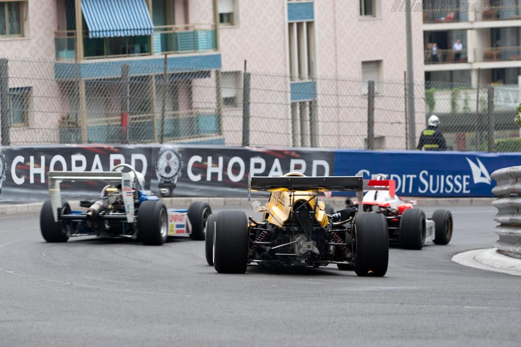 Modus M1    - 2010 Monaco Historic Grand Prix