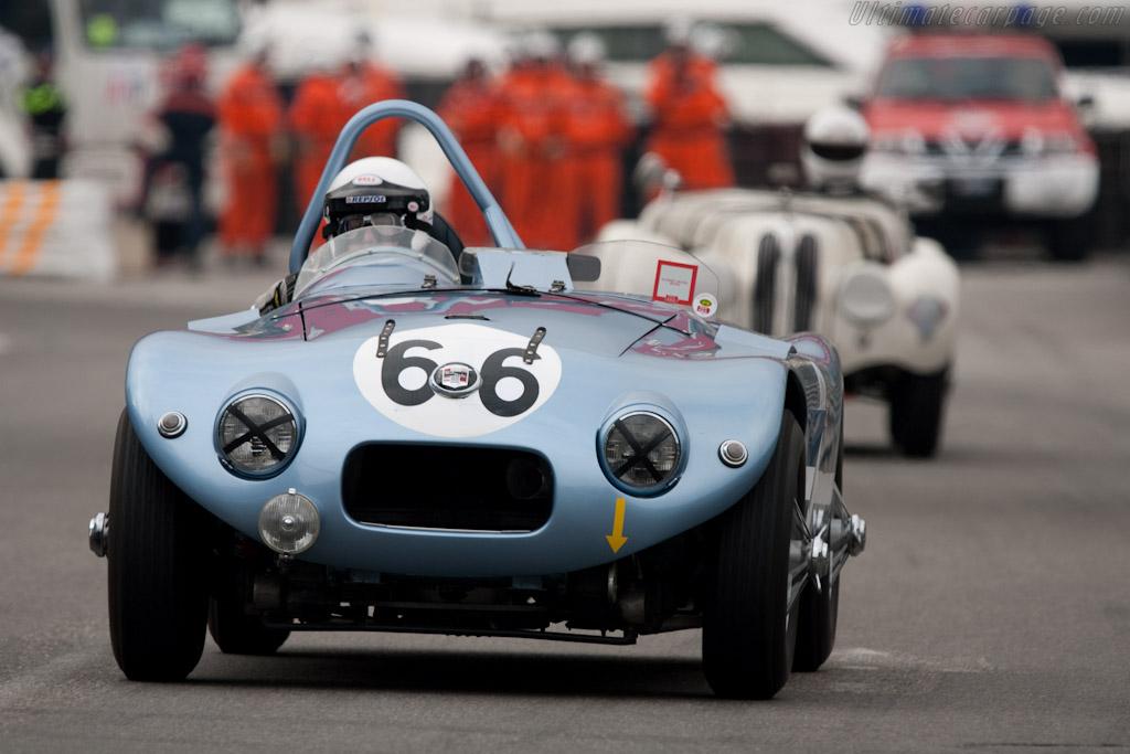 Nash-Healey Le Mans    - 2010 Monaco Historic Grand Prix