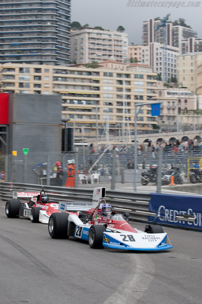 Penske PC3 - Chassis: PC3/001   - 2010 Monaco Historic Grand Prix