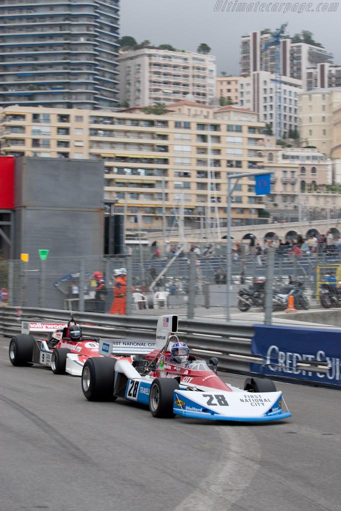 Penske PC3 - Chassis: PC3/001   - 2010 Monaco Historic Grand Prix