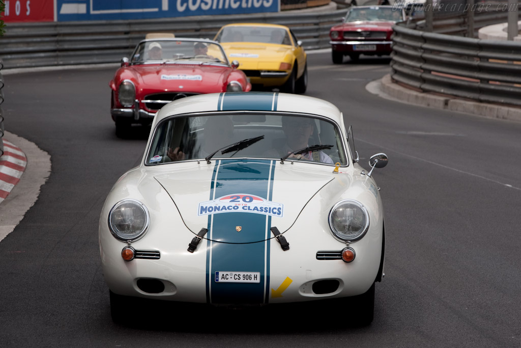 Porsche 356    - 2010 Monaco Historic Grand Prix