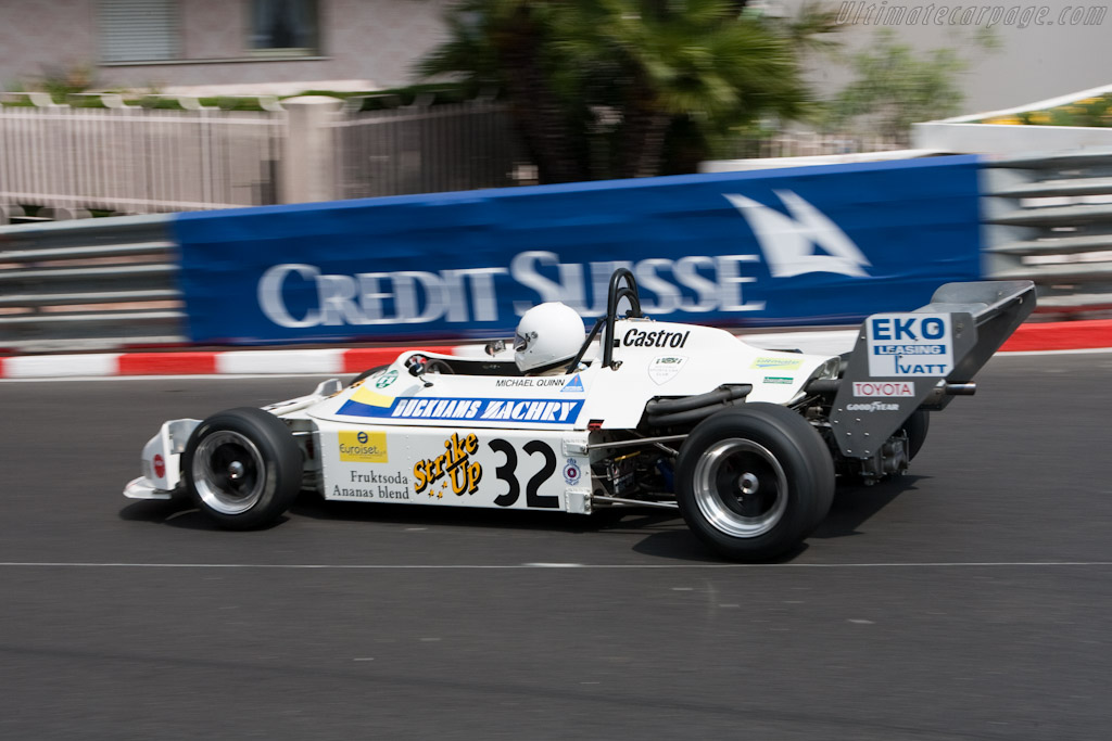 Ralt RT1    - 2010 Monaco Historic Grand Prix