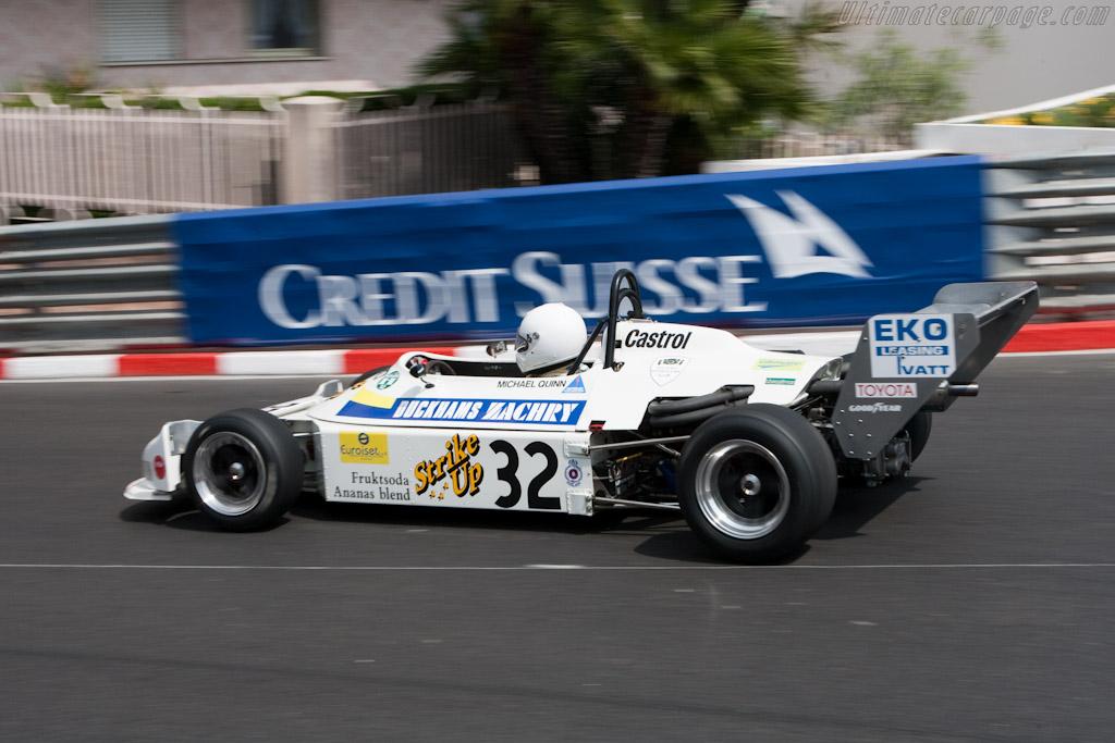 Ralt RT1    - 2010 Monaco Historic Grand Prix
