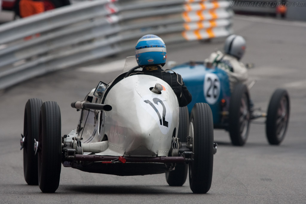 Riley Dobbs Special    - 2010 Monaco Historic Grand Prix