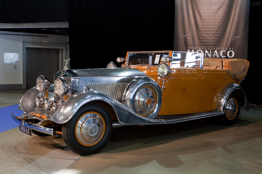 Rolls-Royce Phantom II Binder All-Weather Cabriolet - Chassis: 188PY   - 2010 Monaco Historic Grand Prix