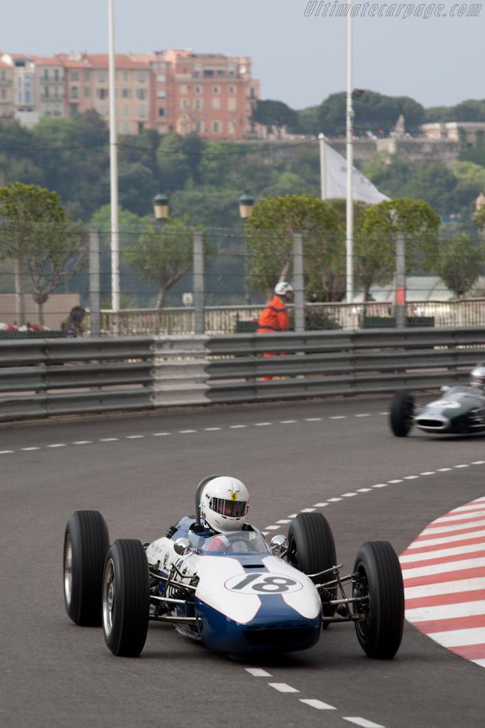 Scirocco BRM - Chassis: SP-2-63   - 2010 Monaco Historic Grand Prix