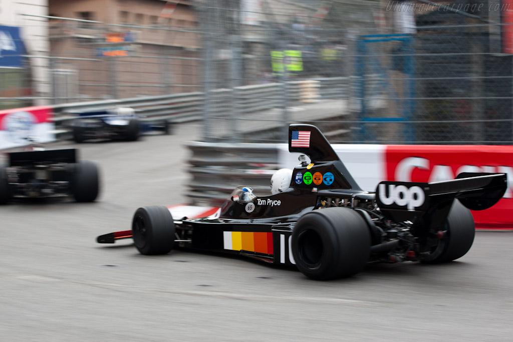 Shadow DN5 Cosworth - Chassis: DN5-2A - Driver: Nicholas Colyvas  - 2010 Monaco Historic Grand Prix