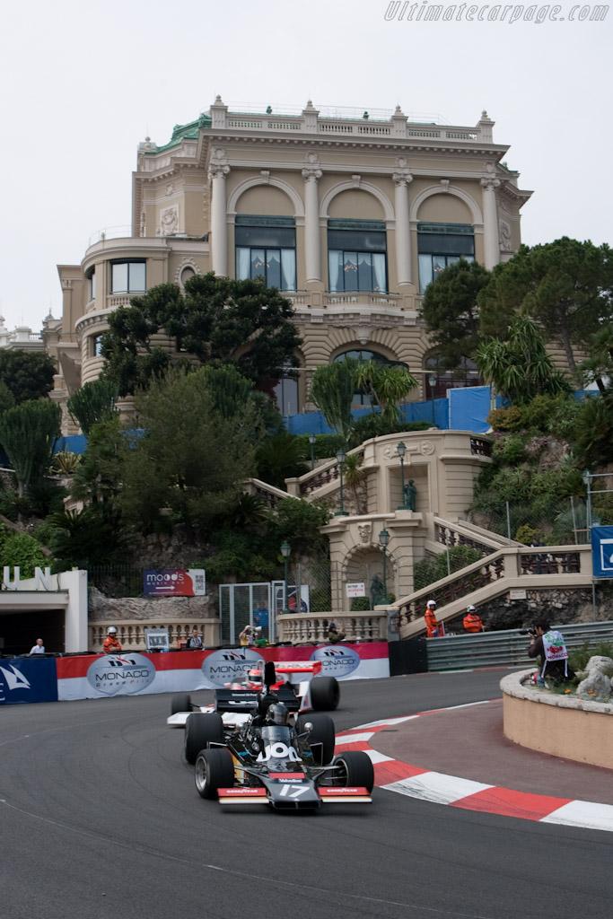 Shadow DN5 Cosworth - Chassis: DN5-4A - Driver: Jean-Louis Duret  - 2010 Monaco Historic Grand Prix