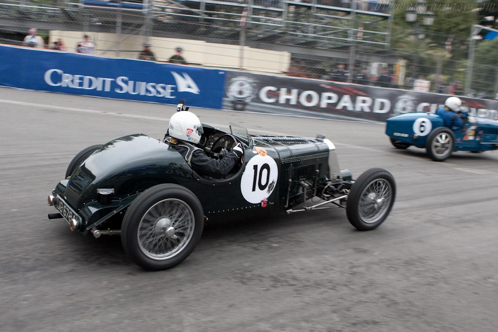 Squire 1500 Markhams Roadster - Chassis: X102   - 2010 Monaco Historic Grand Prix