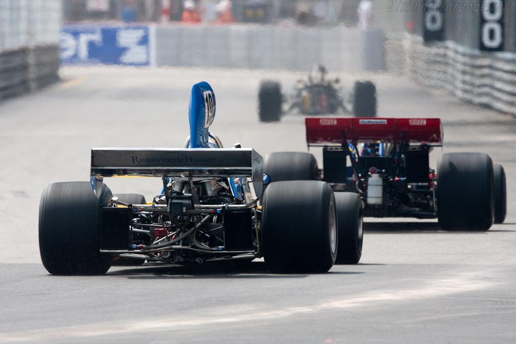Surtees TS16    - 2010 Monaco Historic Grand Prix