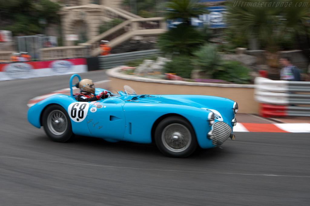 Talbot Lago T26C Dugarreau Barchetta - Chassis: 110056   - 2010 Monaco Historic Grand Prix
