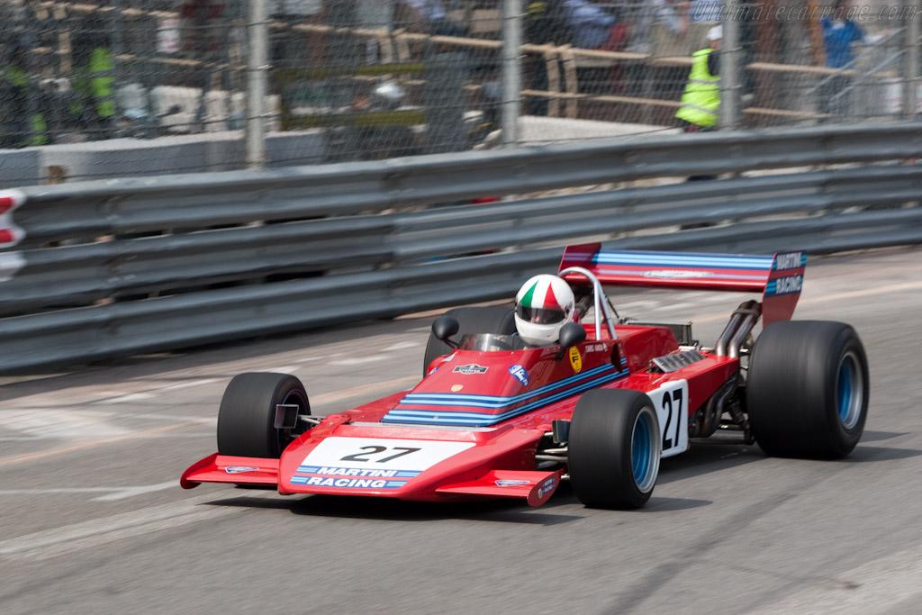 Tecno-Goral E731 - Chassis: E731/01   - 2010 Monaco Historic Grand Prix