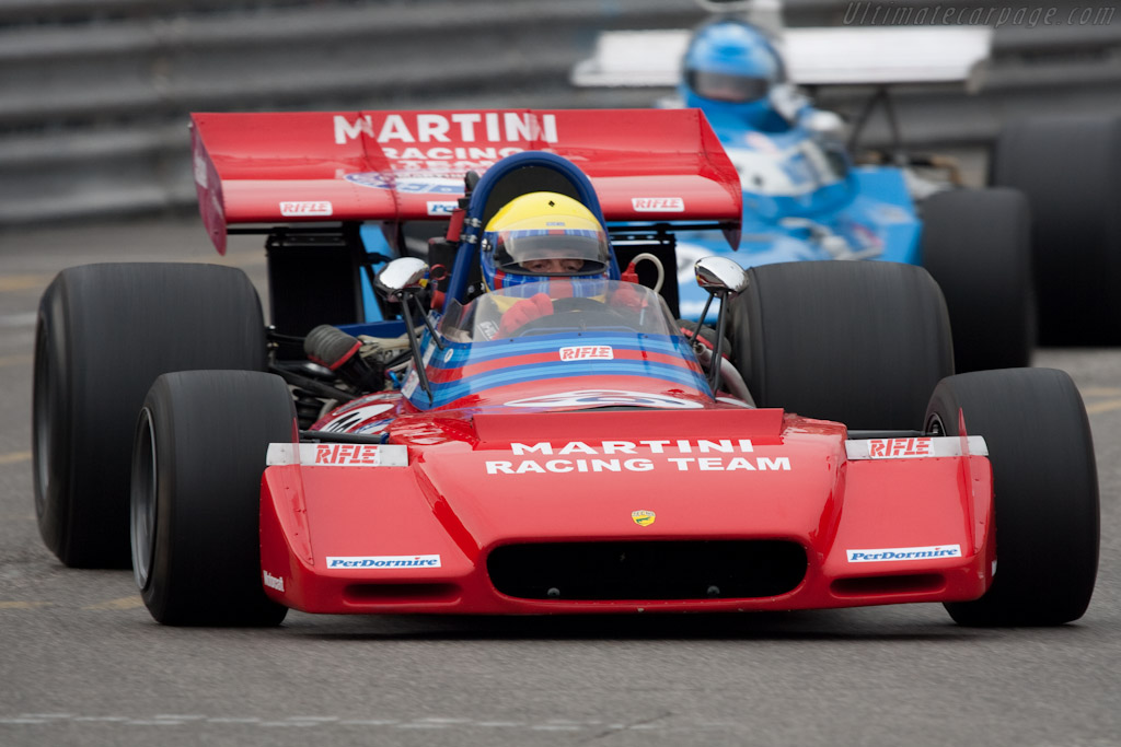 Tecno PA123 - Chassis: PA 123/2   - 2010 Monaco Historic Grand Prix