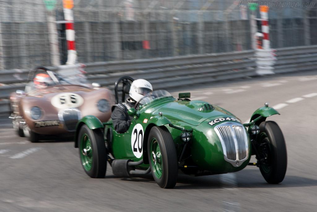 Frazer nash le mans replica mk2 chassis 421 200 181 for Prix m2 le mans