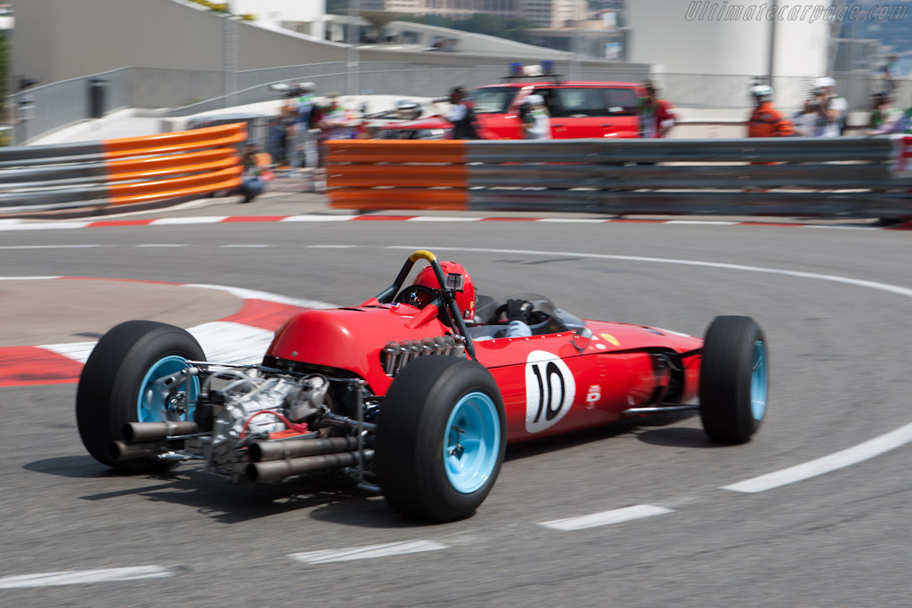 Ferrari 1512 F1 2012 Monaco Historic Grand Prix