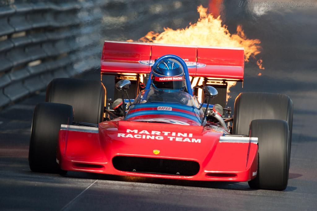 Tecno PA123    - 2012 Monaco Historic Grand Prix