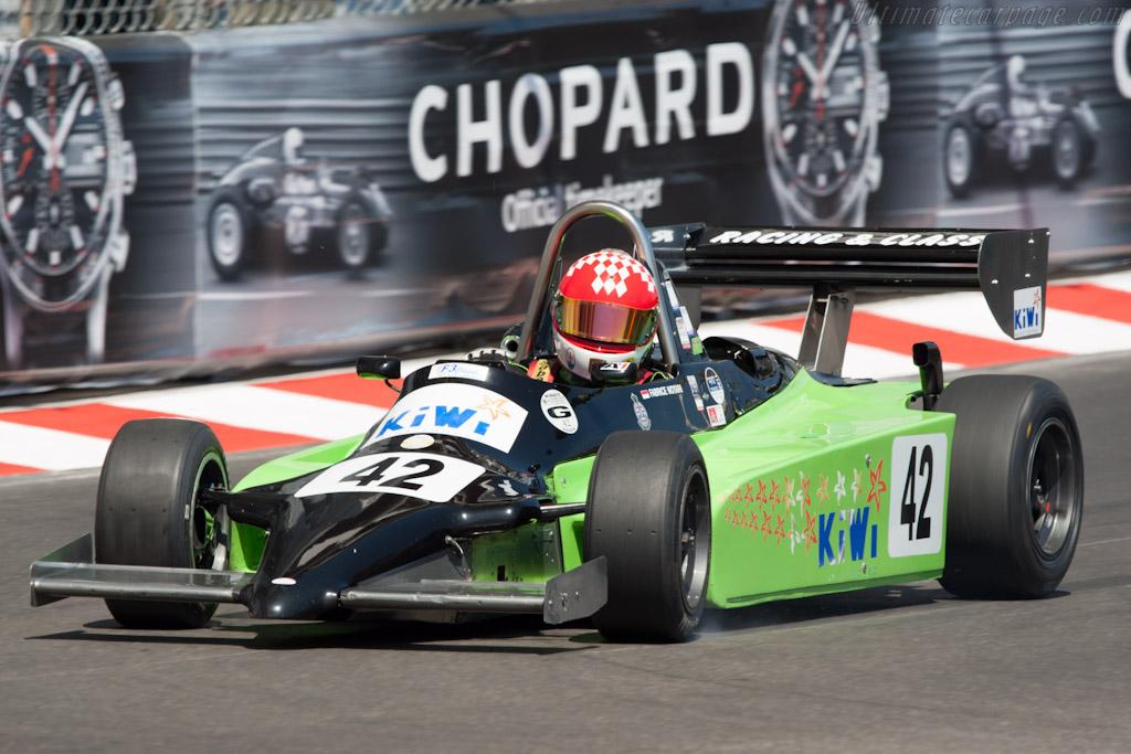 Ralt RT3 VW    - 2012 Monaco Historic Grand Prix