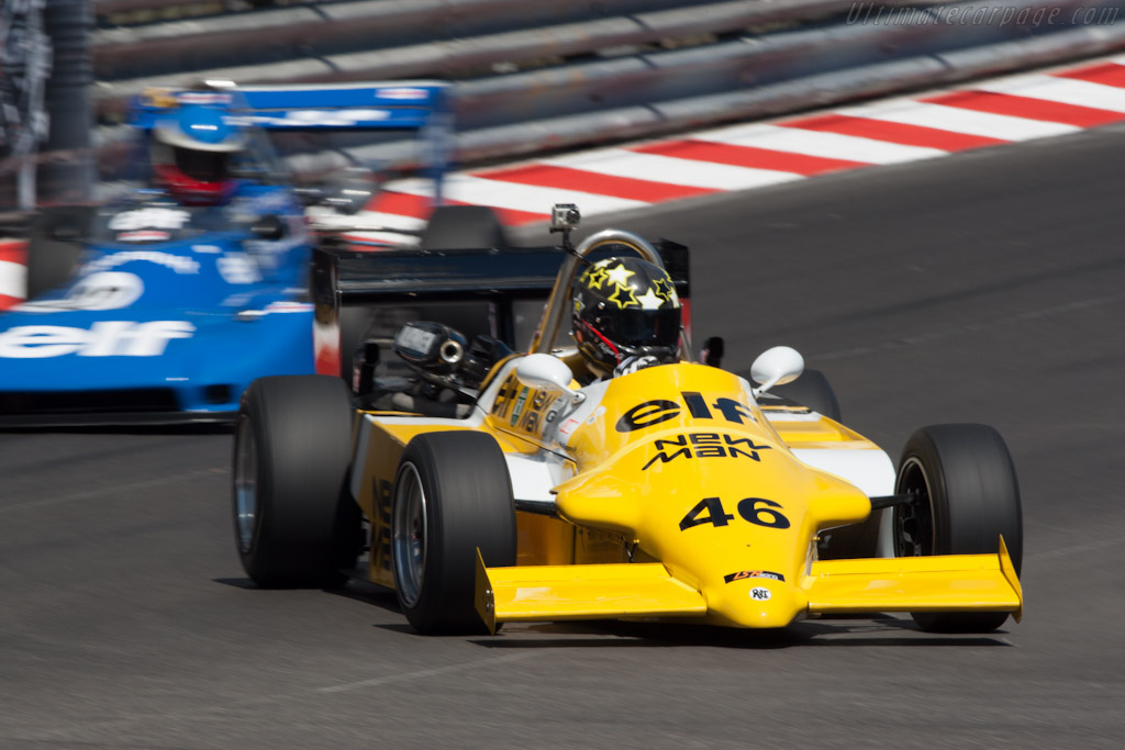 Ralt RT3 VW    - 2012 Monaco Historic Grand Prix