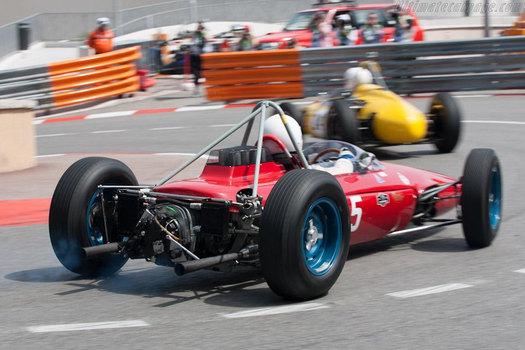ATS-Derrington Francis - Chassis: 100-02   - 2012 Monaco Historic Grand Prix