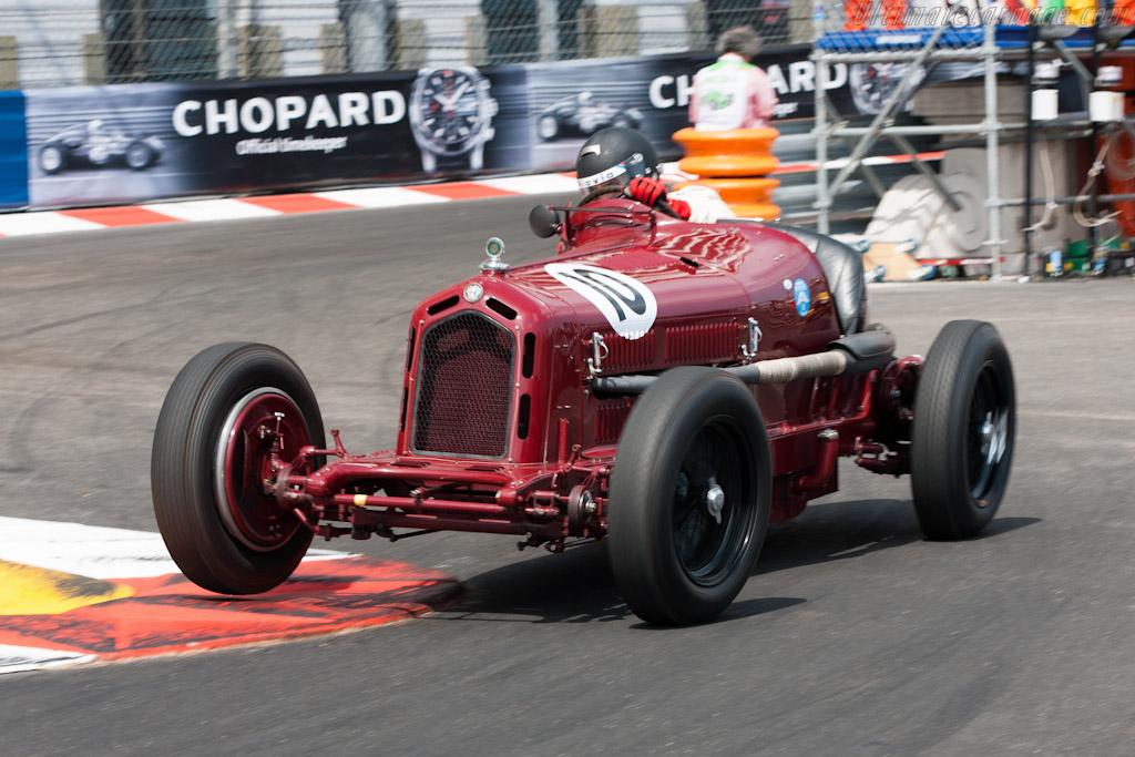 Alfa Romeo 8C 2300    - 2012 Monaco Historic Grand Prix