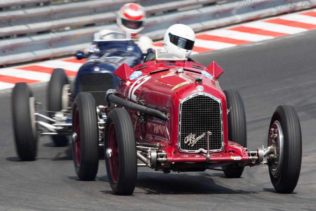 Alfa Romeo Tipo B P3 - Chassis: 5007   - 2012 Monaco Historic Grand Prix