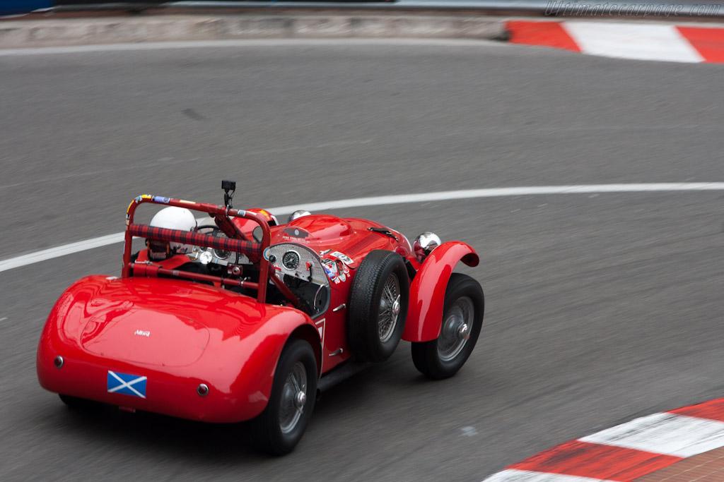 Allard J2X    - 2012 Monaco Historic Grand Prix