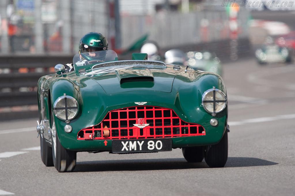 Aston Martin DB3 - Chassis: DB3/2   - 2012 Monaco Historic Grand Prix