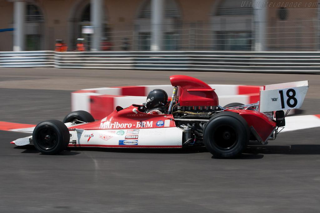 BRM P180 - Chassis: P180/02   - 2012 Monaco Historic Grand Prix