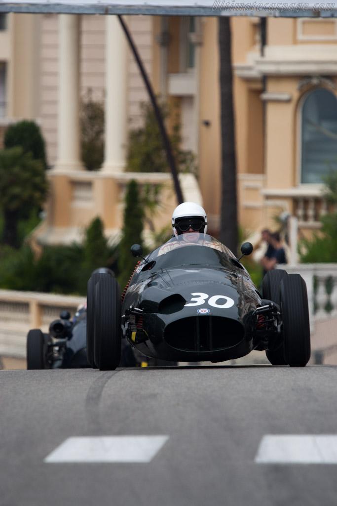 BRM P25 - Chassis: 258   - 2012 Monaco Historic Grand Prix