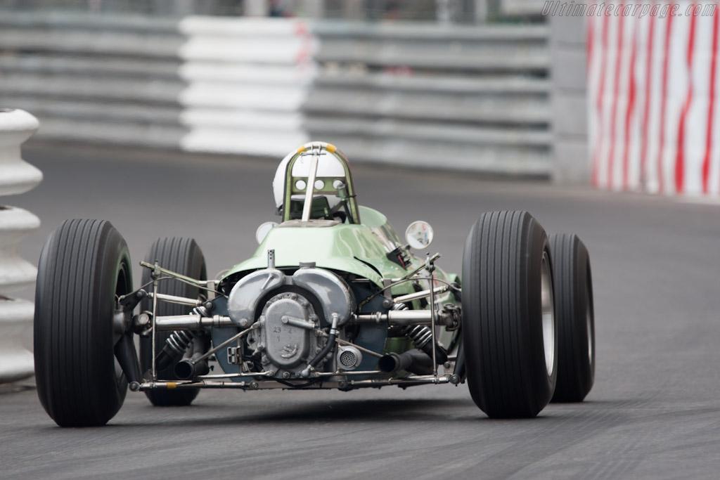 BRP F1 BRM - Chassis: 02-64   - 2012 Monaco Historic Grand Prix