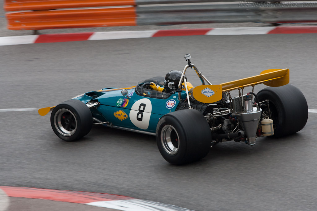 Brabham BT33 Cosworth - Chassis: BT33/1 - Driver: Duncan Dayton  - 2012 Monaco Historic Grand Prix