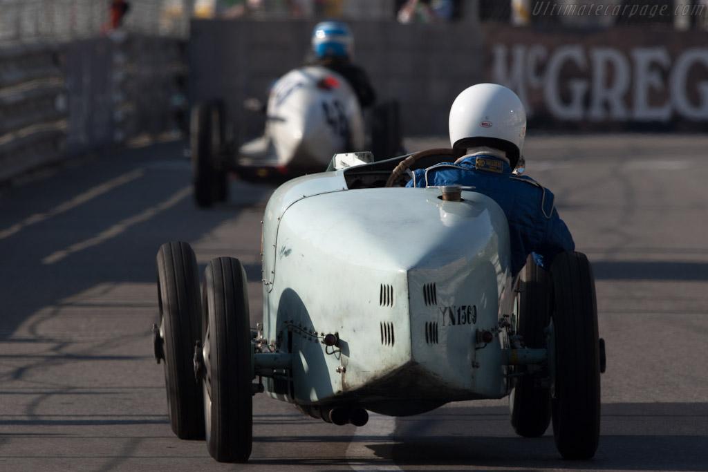 Bugatti Type 39    - 2012 Monaco Historic Grand Prix