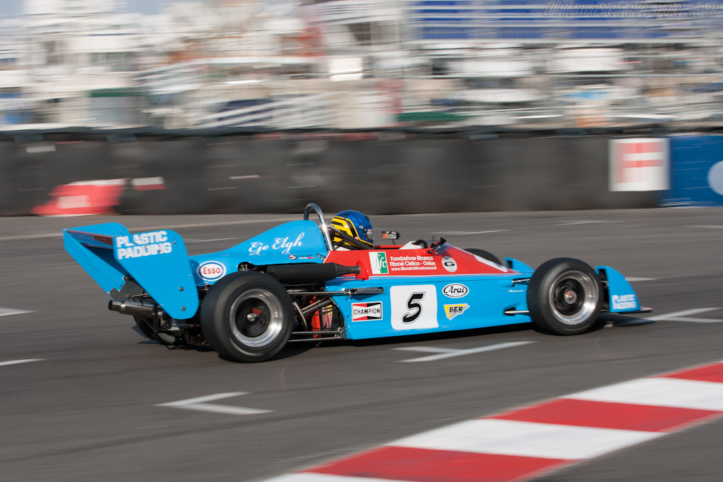 Chevron B38 Toyota    - 2012 Monaco Historic Grand Prix