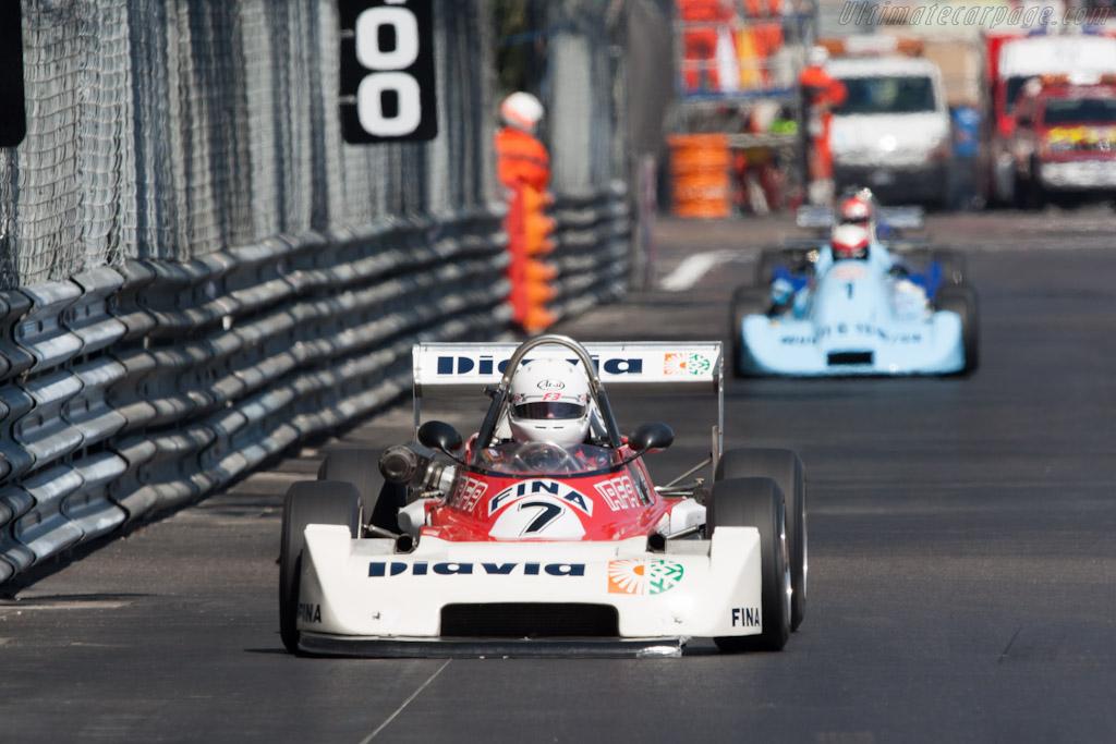 Chevron B43 Toyota    - 2012 Monaco Historic Grand Prix