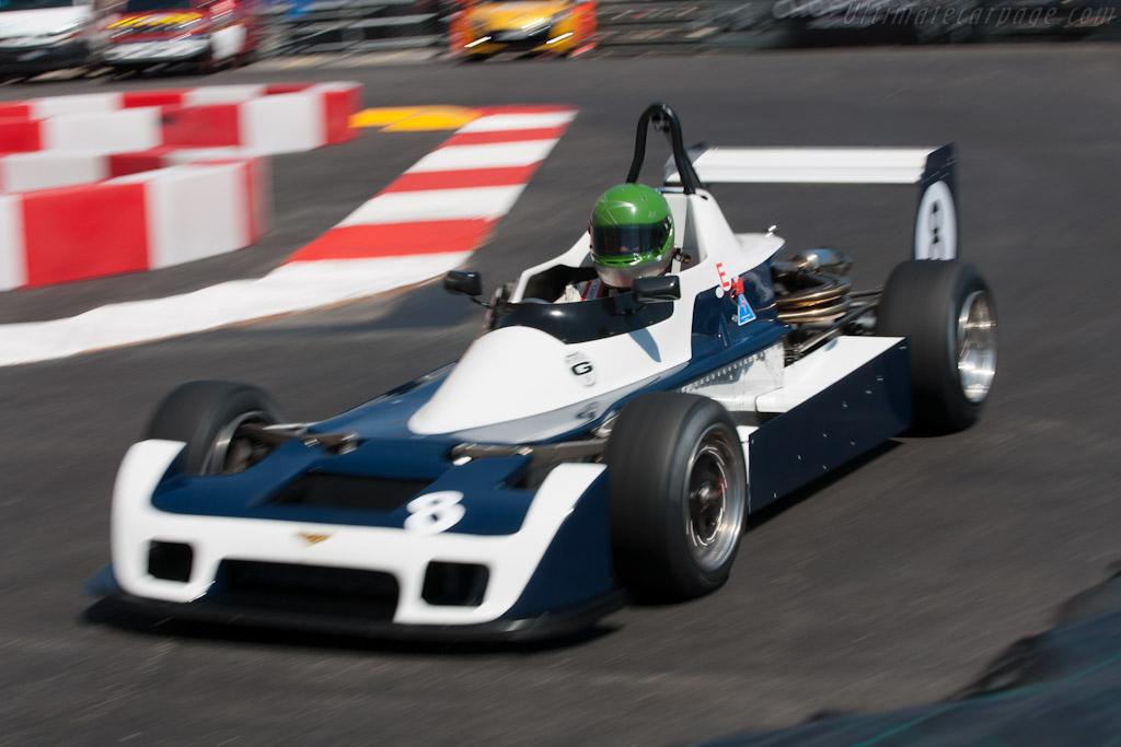 Chevron B47B Toyota    - 2012 Monaco Historic Grand Prix