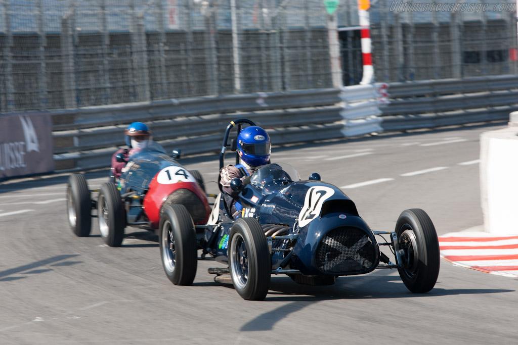 Cooper T20 Bristol    - 2012 Monaco Historic Grand Prix