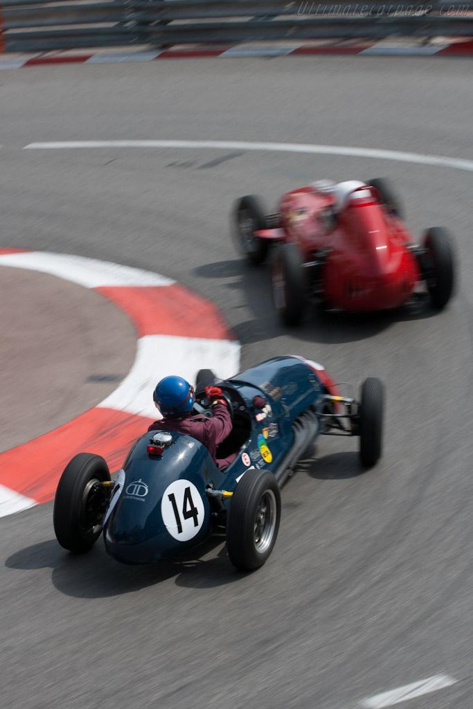 Cooper T23 Bristol   - 2012 Monaco Historic Grand Prix