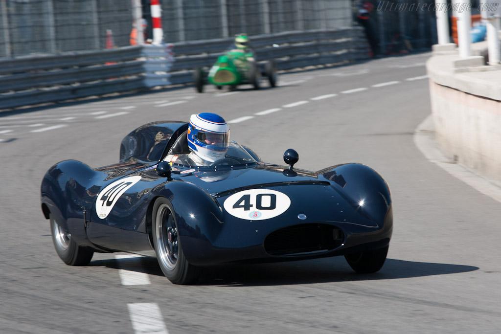 Cooper T40 Bristol    - 2012 Monaco Historic Grand Prix