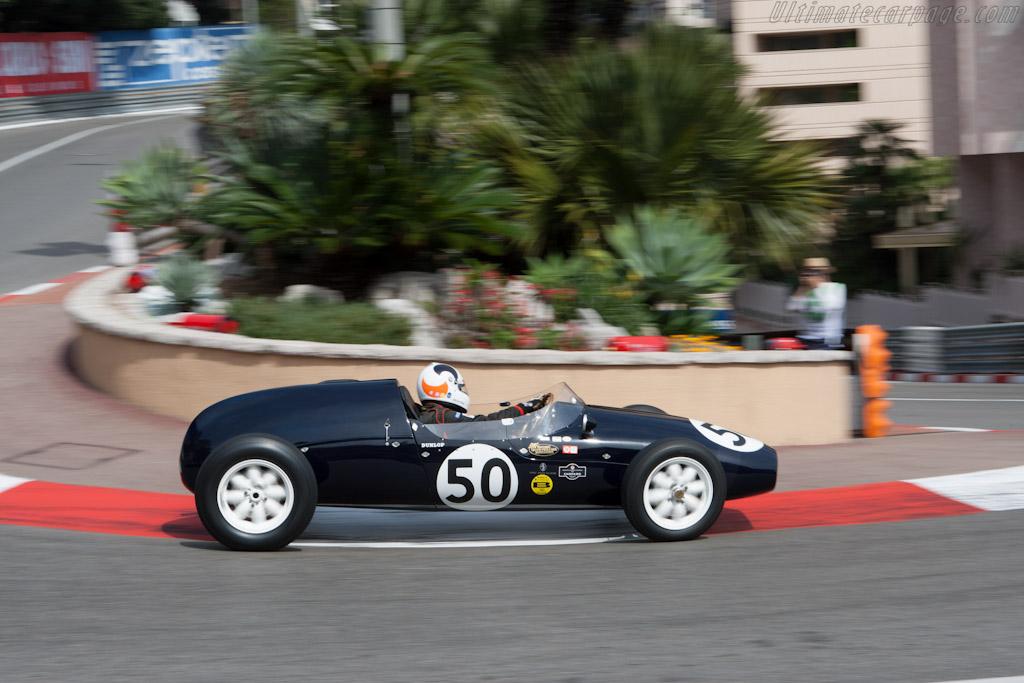 Cooper T41 Climax    - 2012 Monaco Historic Grand Prix