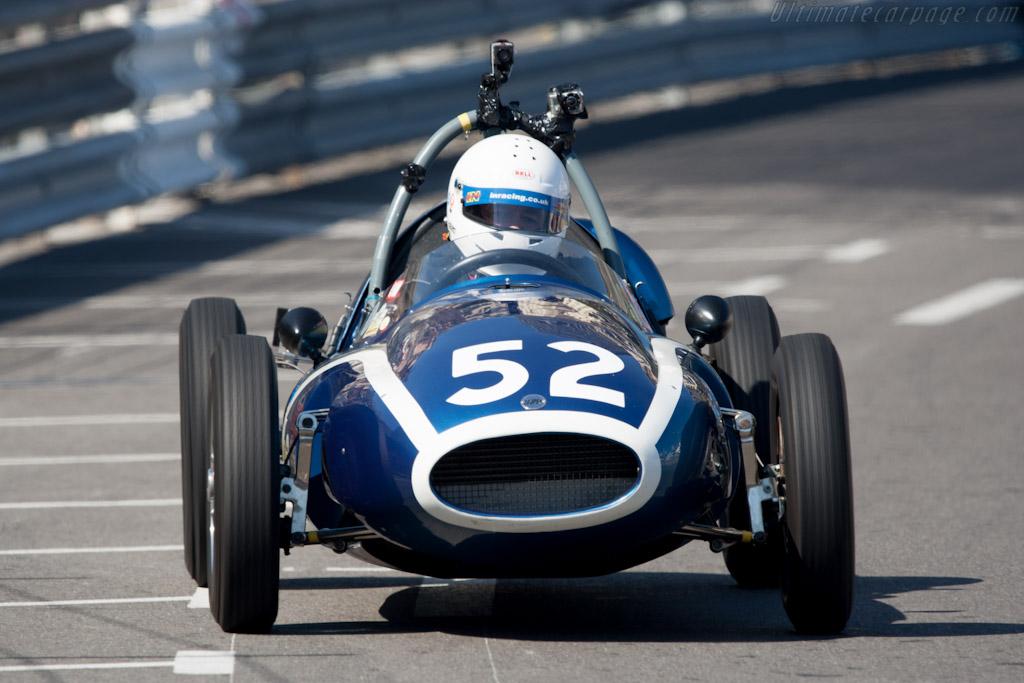 Cooper T43 Climax    - 2012 Monaco Historic Grand Prix