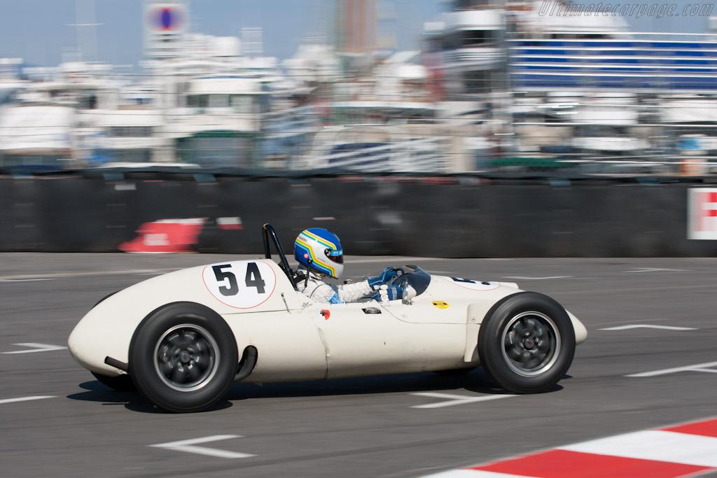 Cooper T45 Climax    - 2012 Monaco Historic Grand Prix